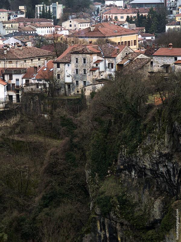 Pazin. Croatia