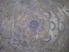 Kyoto/Nara '10 #42 (tt64jp) Tags: history japan circle temple kyoto buddhist religion buddhism hexagram  sacred  spiritual  japon kurama      fudodo      lhistoire  kuramatemple  mountkurama sanatkumara  sojogadanifudodo  sojogadani