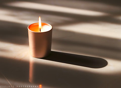 Sun Candle! (ZiZLoSs) Tags: shadow sun macro canon eos candle 7d usm f28 aziz abdulaziz   ef100mm zizloss  3aziz canoneos7d almanie abdulazizalmanie httpzizlosscom