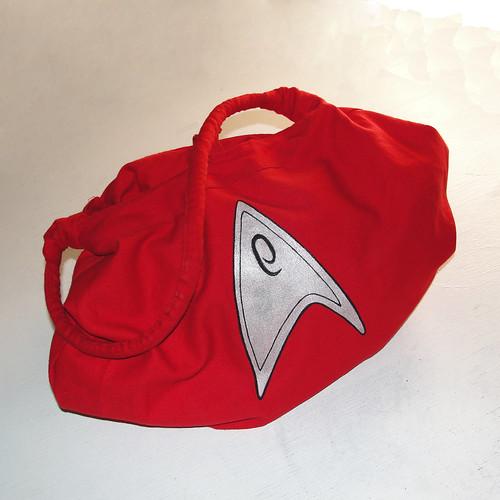 star trek red shirt bag 9