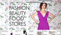 Harvey Nichols website