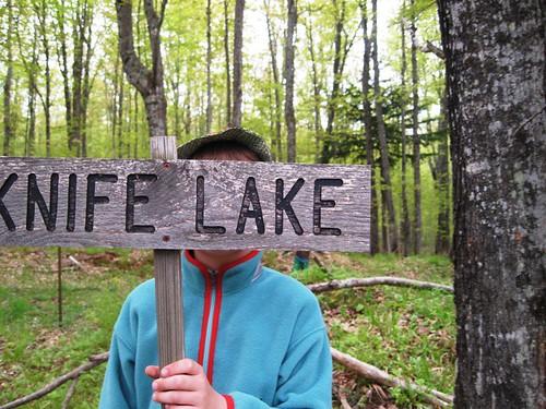 the hidden lake