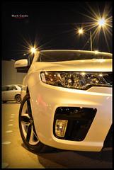 Kia Cerato Koup (DSC_5520) (Mark Caidic Photography) Tags: kia saudiarabia newcar sportscar ksa ofw kuop markcaidic cerento
