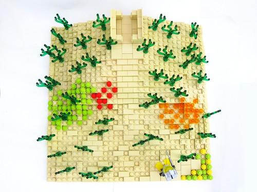 [MOC] Atlantis Pyramid 5810810627_bacfc8067c