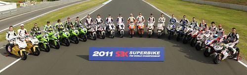 Mundial SBK 2011