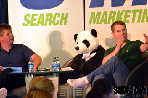 SMX- Matt Cutts Panda & Google Shoes by Thos003