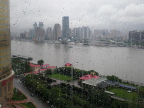 Rainy Shanghai 001