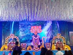 IMG_20170114_215159 (bhagwathi hariharan) Tags: rangoli kolam nallasopara nalasopara rose pooja christmas 2016 festivals mumbai goregaon prithvilandproject 2017 celebrations lordshani lordayyappa