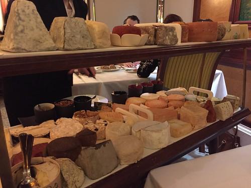 Postkutsch chariot de fromage