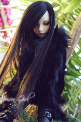 Ashlar - DOT Lahoo (-Poison Girl-) Tags: brown black green rose hair outside eyes doll dolls dress coat gothic goth chinese super dot redhead clothes sd bjd dollfie superdollfie dod rowan eileen poisongirl shall fer dreamofdoll balljointeddoll taltos bjds ashlar lahoo dotshall dotlahoo dodshall rowanmayfair dodlahoo