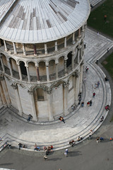 View from Leaning Tower (Crunk Astronaut) Tags: italy pisa leaningtower leaningtowerofpisa