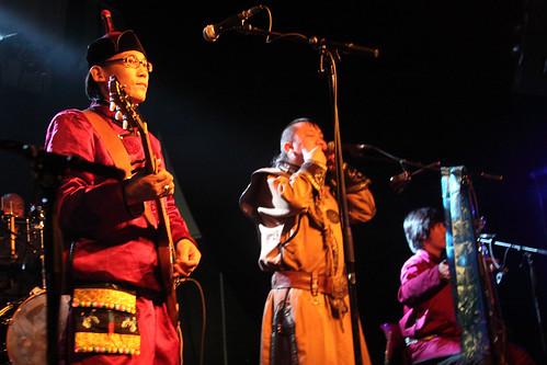 Hanggai terug naar Nederland voor optredens