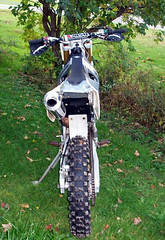 CDale_2 (MtnBkr2009) Tags: bike offroad mountainbike cycle motorcycle dirtbike cannondale motocross rare c440 fuelinjected
