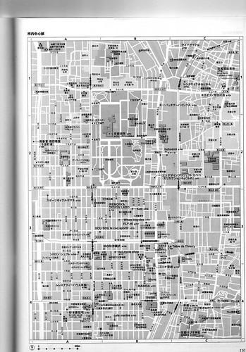 京都地圖105