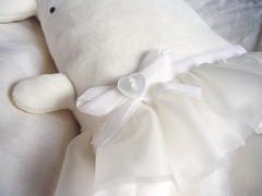 Snowflake no. 1's skirt