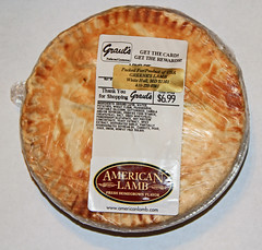 Lamb pot pie
