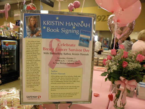 breast cancer survivor's day celebration