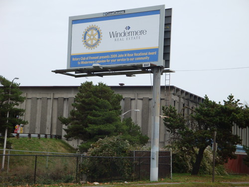 Windermere Billboard
