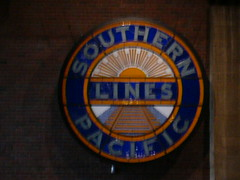 California State Railroad Museum (lesather) Tags: california sacramento railroadmuseum californiastaterailroadmuseum southernpacificlines