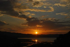sunset at Lake Buyan (Mister Sempol) Tags: sunset bali lake lakebuyan