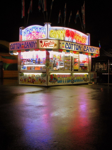 09 TN State Fair #17: Cotton Candy