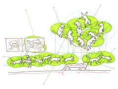 1000platos-intro-09 (Happy Sleepy) Tags: original abstract green illustration idea drawing philosophy line diagram limitededition understanding connection guattari delueze marcngui thousandplateaus deluezeandguattari