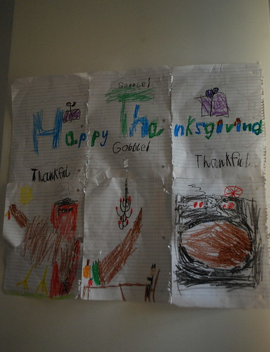 thanksgiving banner by Carter