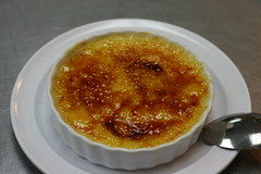 Creme Brulee - New School of Cooking