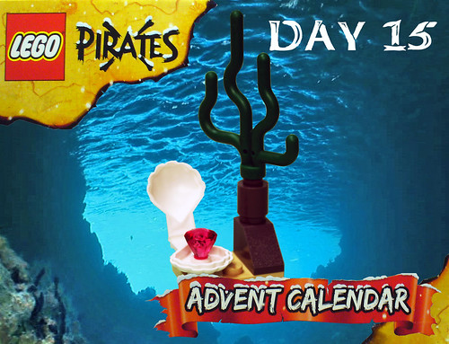 Pirate Advent Calendar Day 15