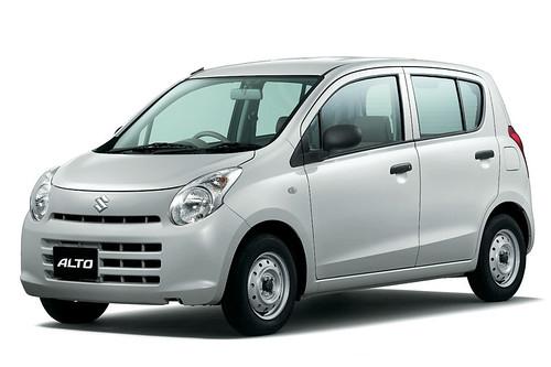 Suzuki ALTO 2010 E