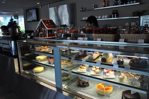 desserts Privé Bakery Café Singapore