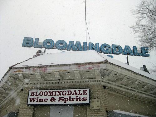 snOMG 2009 DC: bloomingdale edition