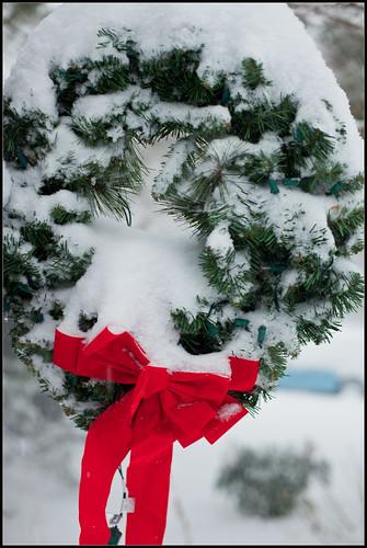 Frosty Wreath by RW Sinclair, on Flickr
