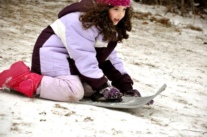 sledding 32