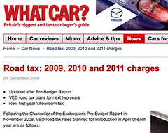What Car: but road tax was abolished in 1936
