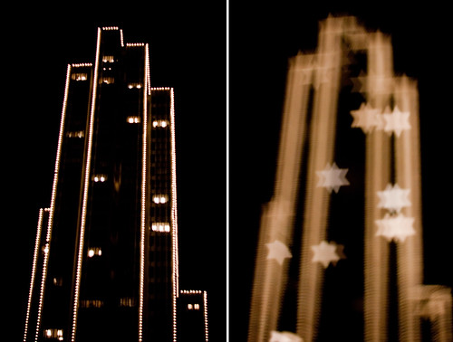 Bokeh Masters Kit Test: Building before and after