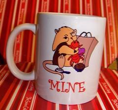 My dads mug