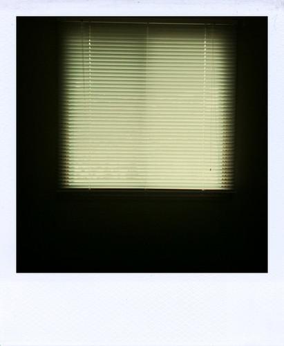 3.  Window blind