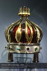Torah Crown (MonsieurLondon) Tags: london heritage history asian europa victoriaandalbertmuseum heritagekey
