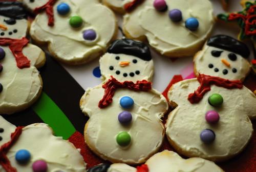 Snowman Cookies!!!