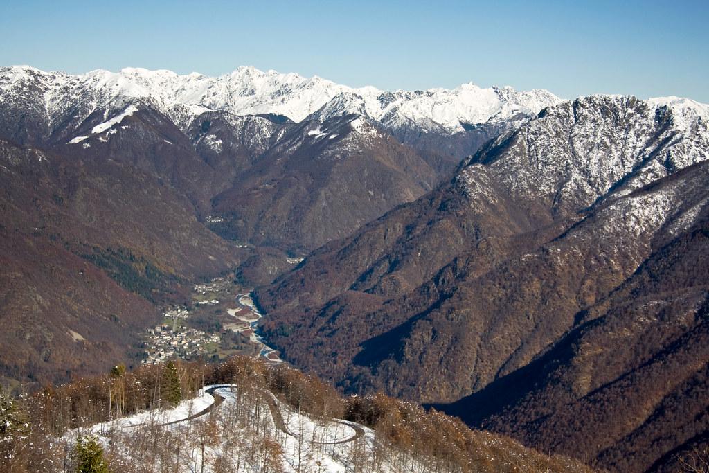 Valsesia Landscape #2