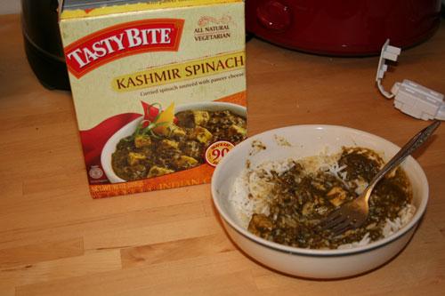 Tasty Bite: Kashmir Spinach
