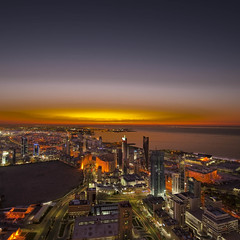 D R A M A (T A Y S E R) Tags: night nikon kuwait ksc tayseer 1424 kuwaitliberationtower alhamad tayseeralhamad