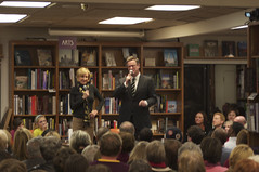 Mika and Joe @ Politics & Prose