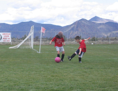 Spring Soccer 2009