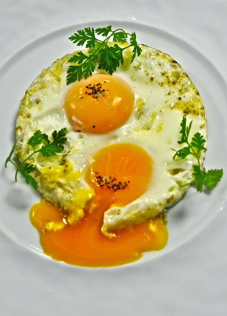 Кто как делает яичницу — photo 1