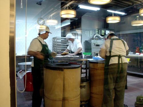 05.作燒餅區