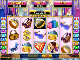 Shopping Spree 2 slot game online review