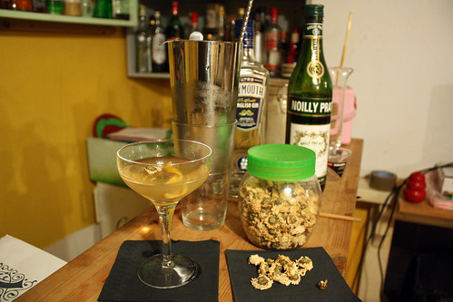 MxMo XLV: Chrysanthymum Martini