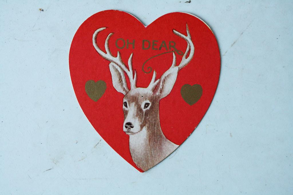 oh deer valentine